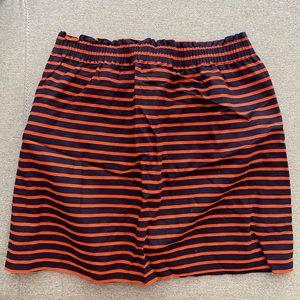 J. Crew Factory Pull on City Skirt, Size 12